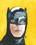 Adam West Batman Print 8x10